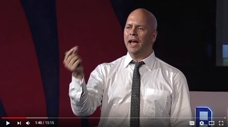 【TEDx】TEDxPhnomPenh - Derek Sivers- Why You Need to Fail ...